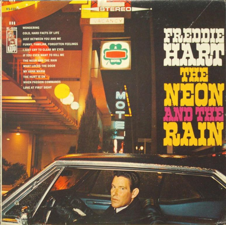 Freddie Hart The Neon and the Rain