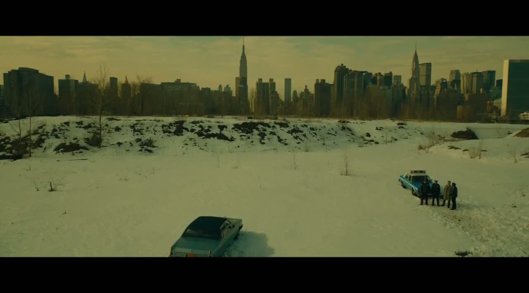 A Most Violent Year film still